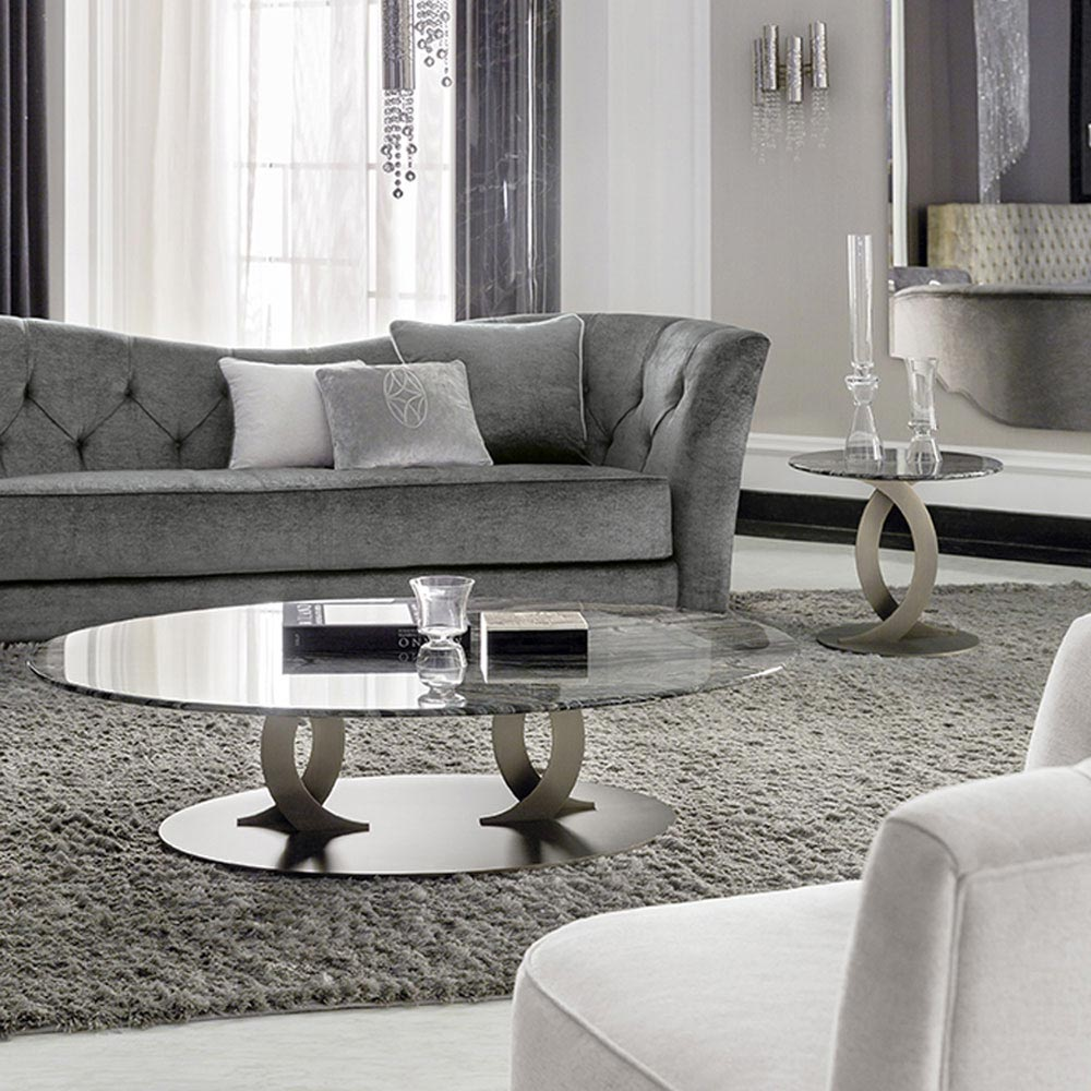 Ludmilla Coffee Table by Opera Contemporary