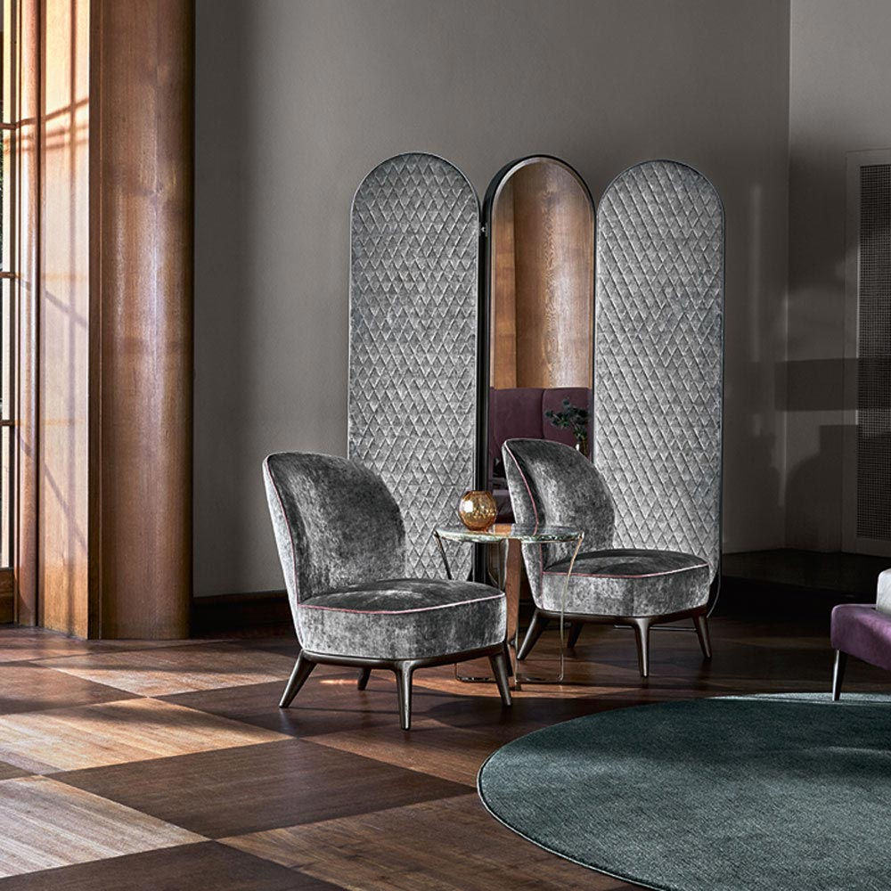 Nicole Armchair by Opera Contemporary