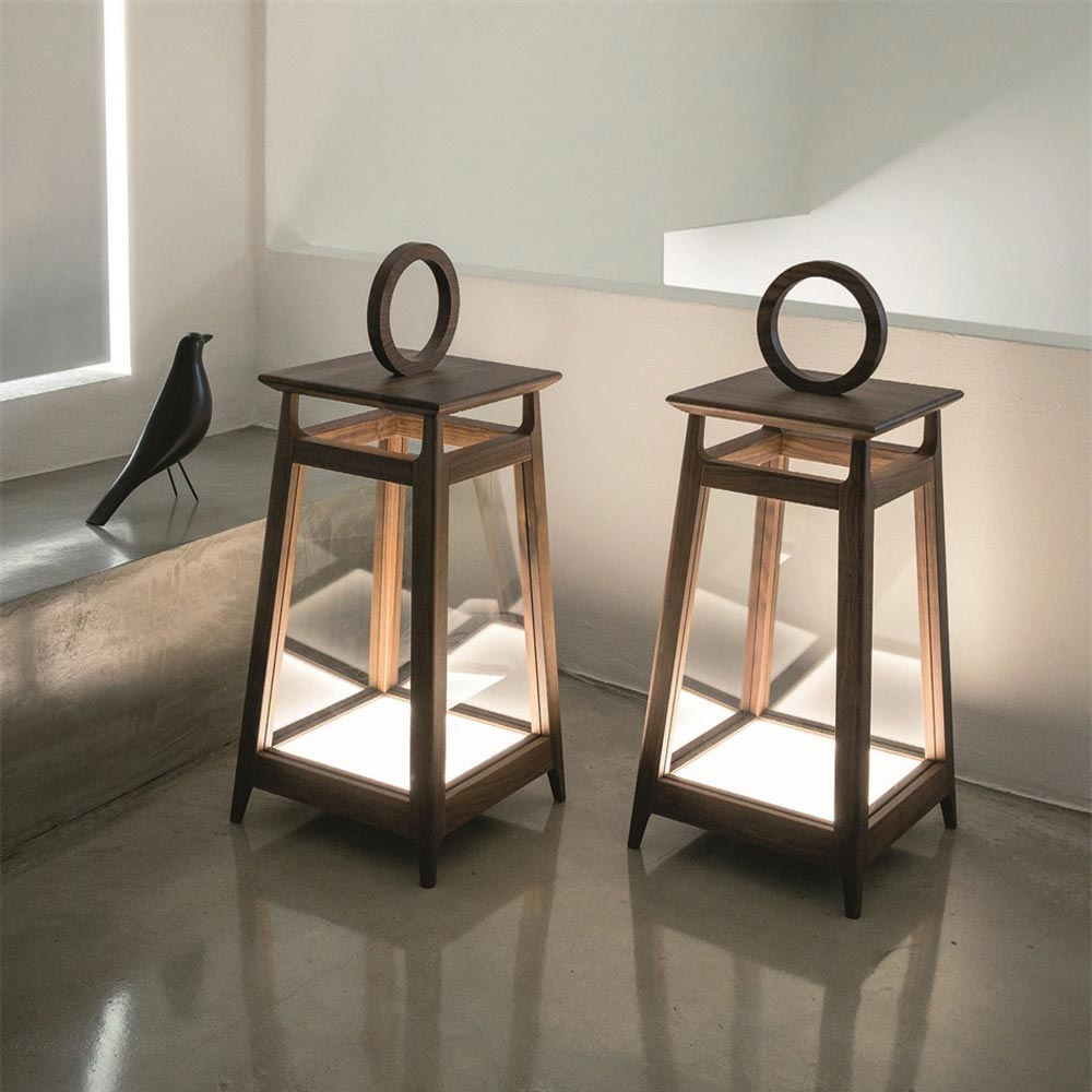 Amarcord Floor Lamp by Porada