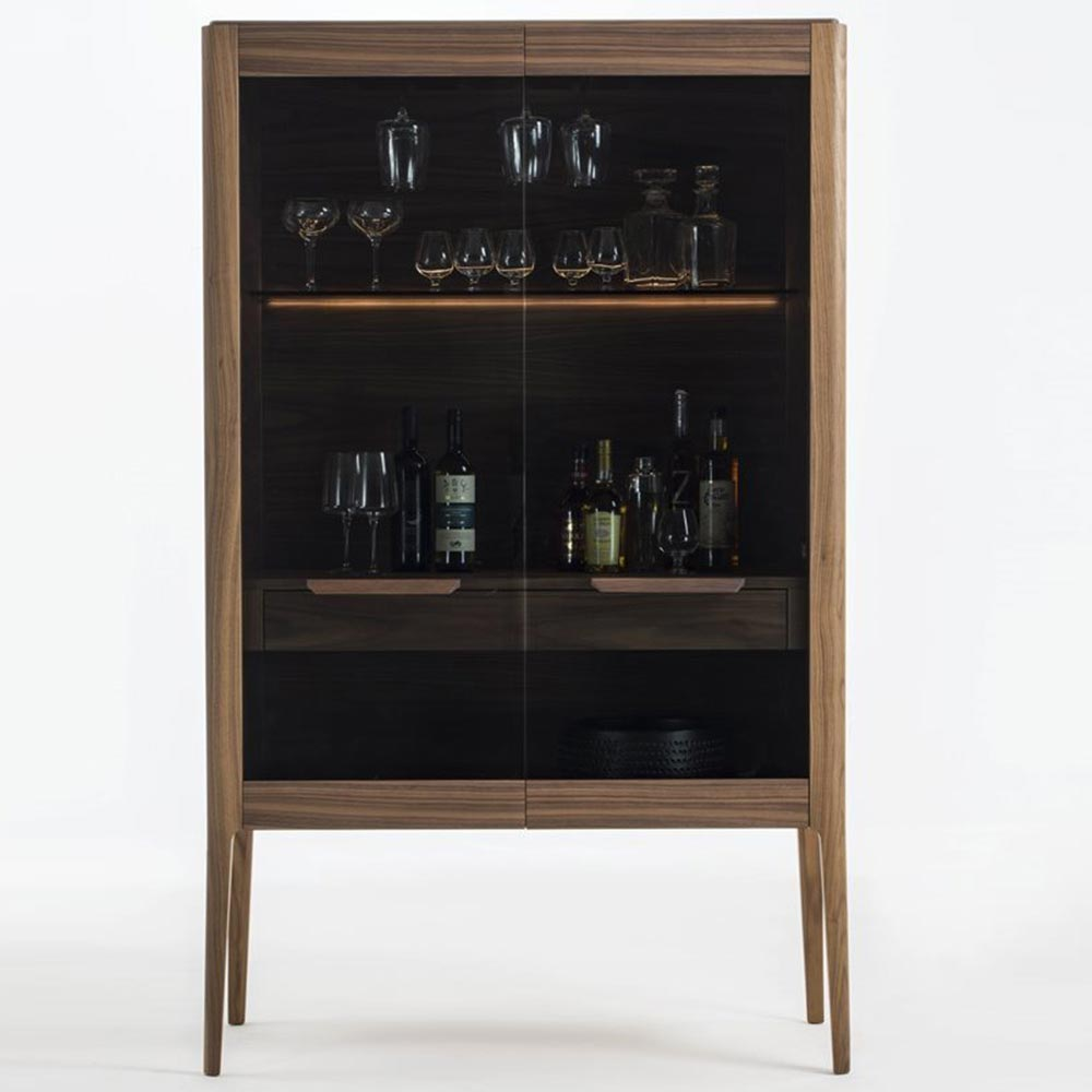 Atlante Bar Cabinet  by Porada