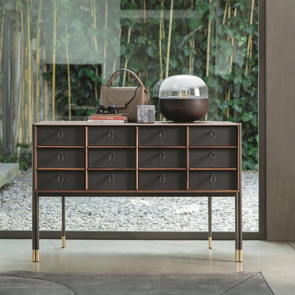 Bayus 3 Chest Of Drawers by Porada