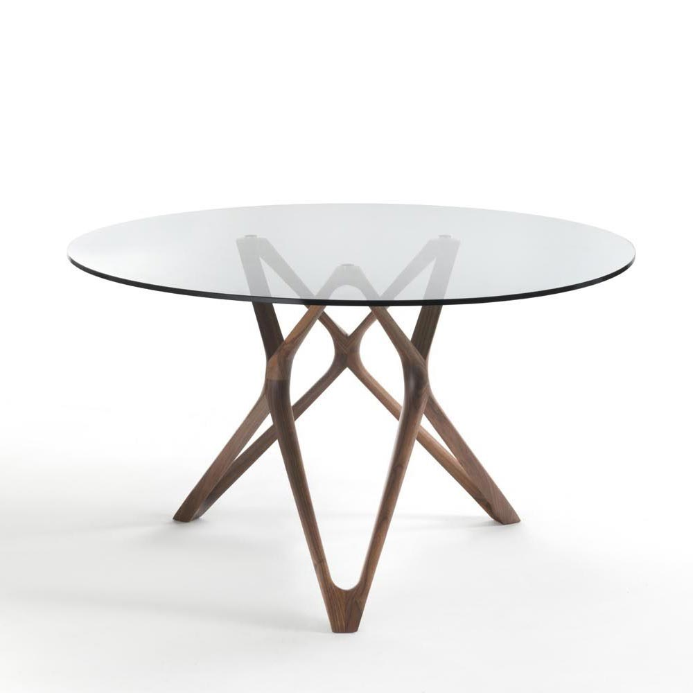 Circe Round L Dining Table by Porada