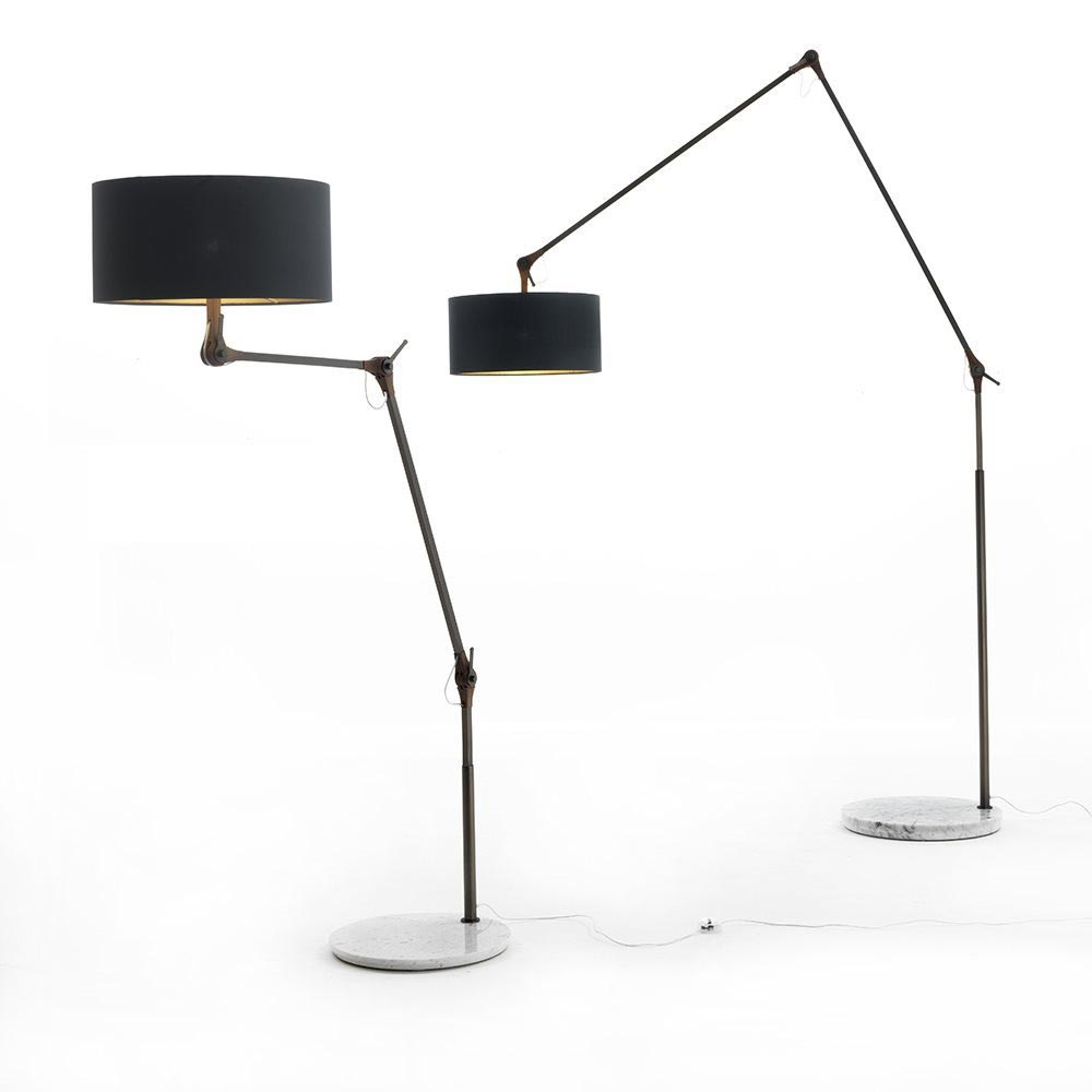 Gary small Floor lamp by Porada