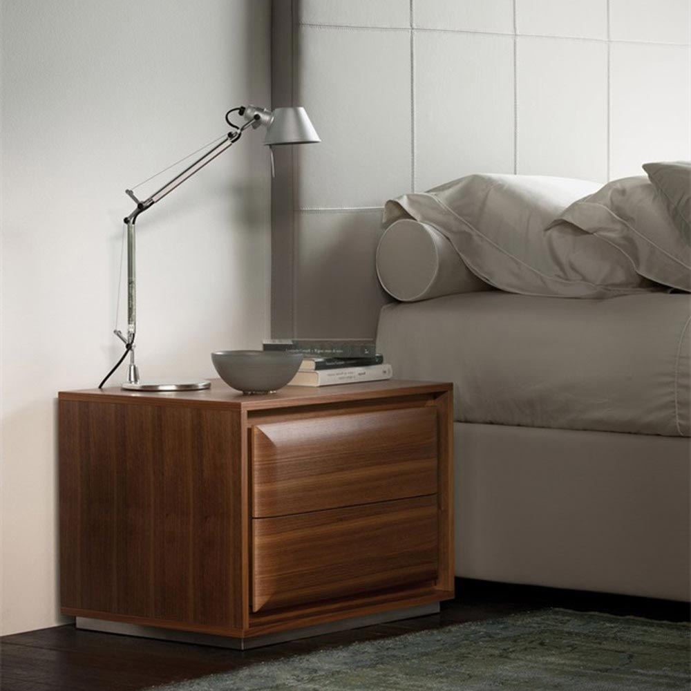 Hamilton Bedside Table by Porada