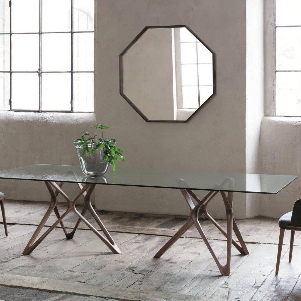 Hotto Mirror by Porada