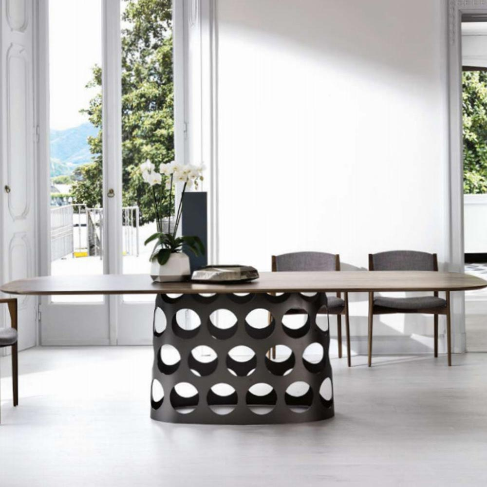 Jean Botte Rock Dining Table by Porada
