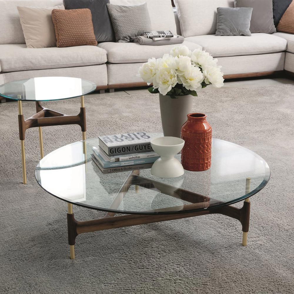 Joint Coffee Table by Porada