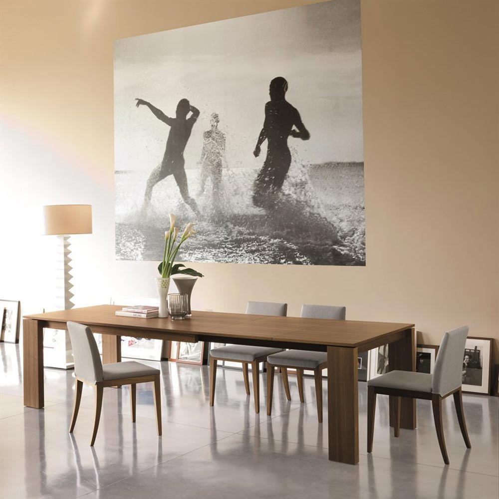 Kevin Extending Table  by Porada