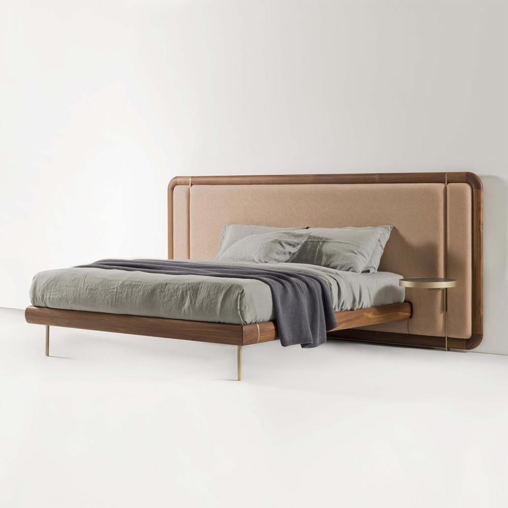 Killian Double Bed by Porada