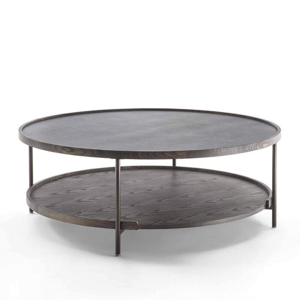 Koster-Dia-120 Rock Coffee Table by Porada