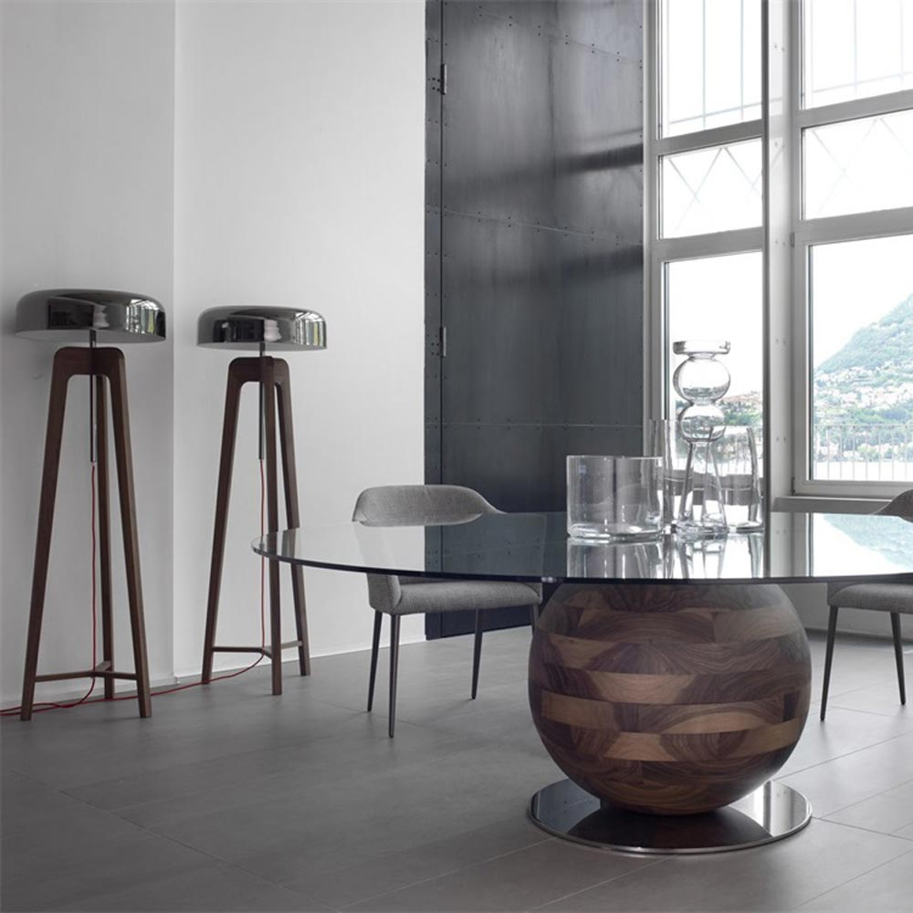 Pileo Floor Lamp by Porada