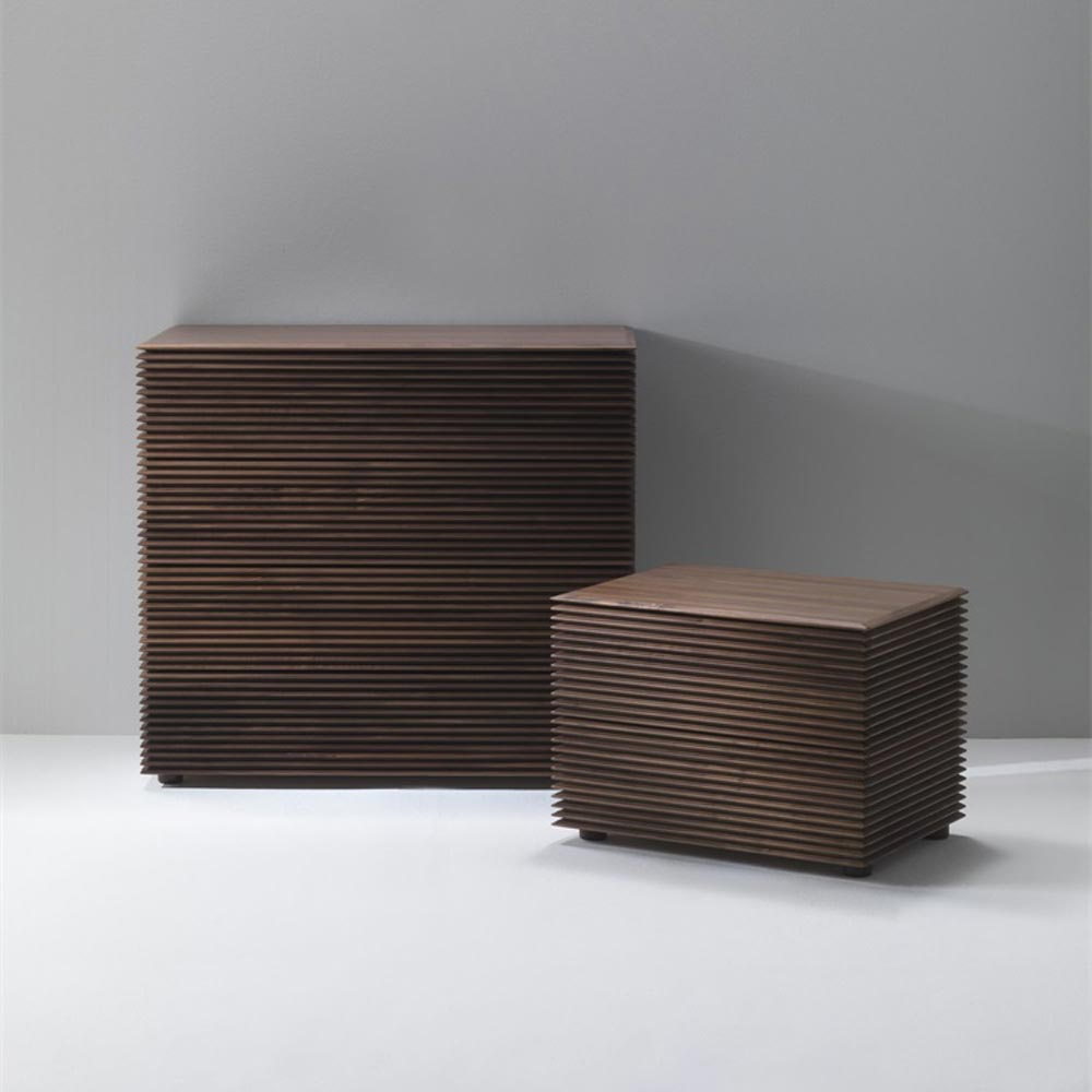 Riga Bedside Table by Porada
