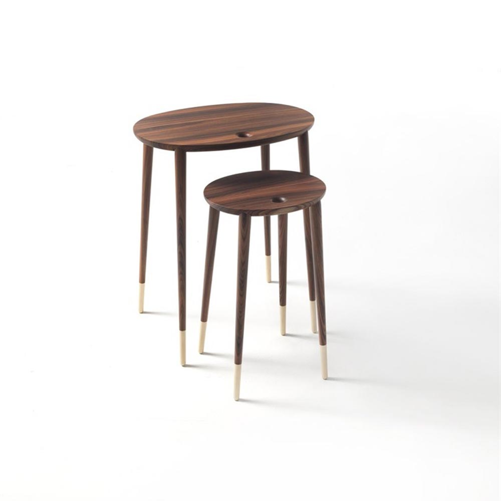 Rogers Side Table by Porada