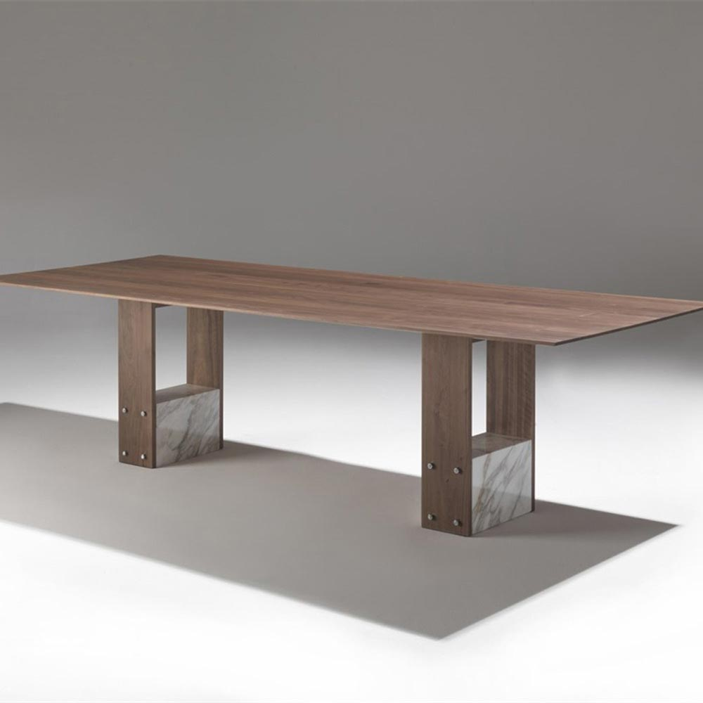 Shani Dining Table by Porada