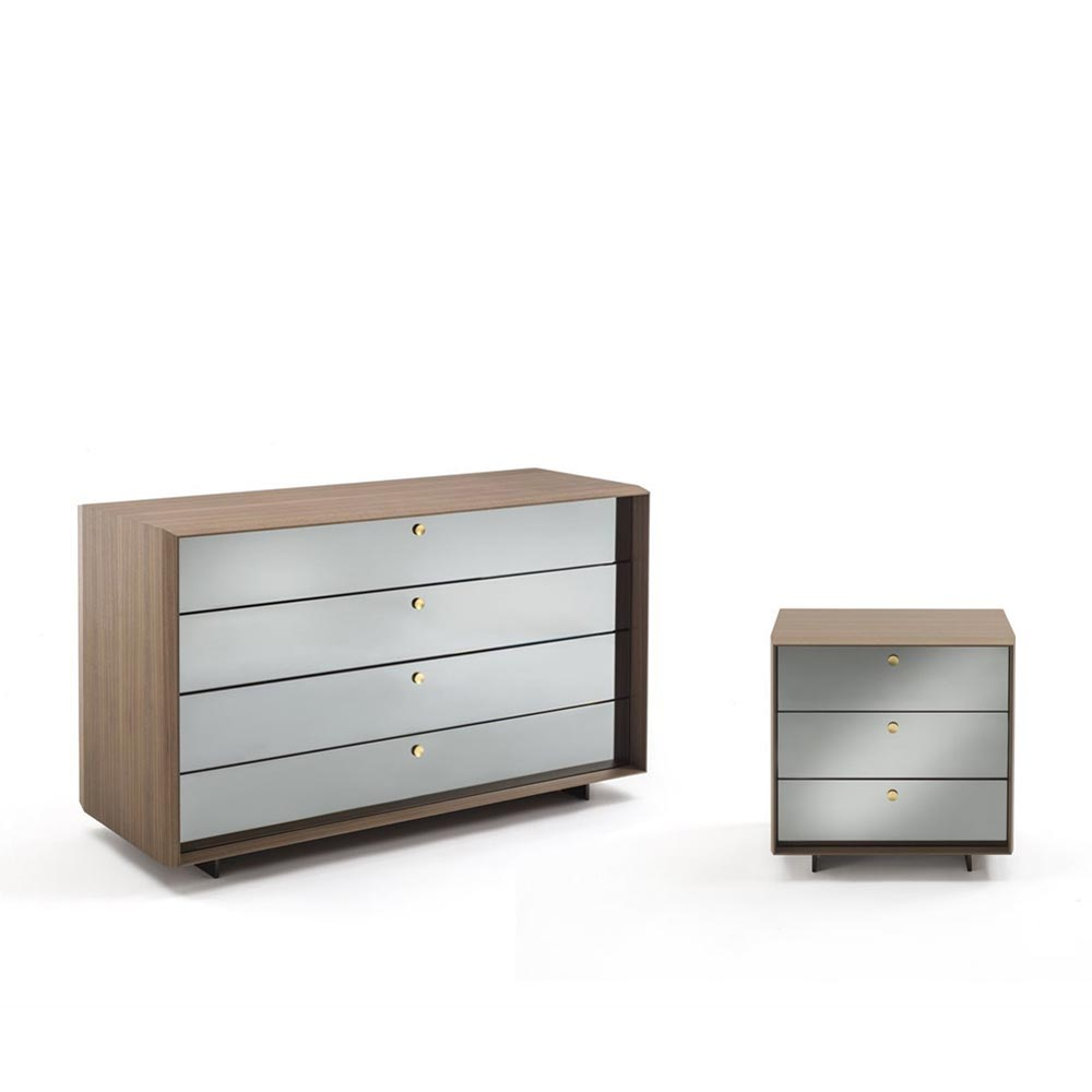 Sonja Night 1 Chest Of Drawers by Porada