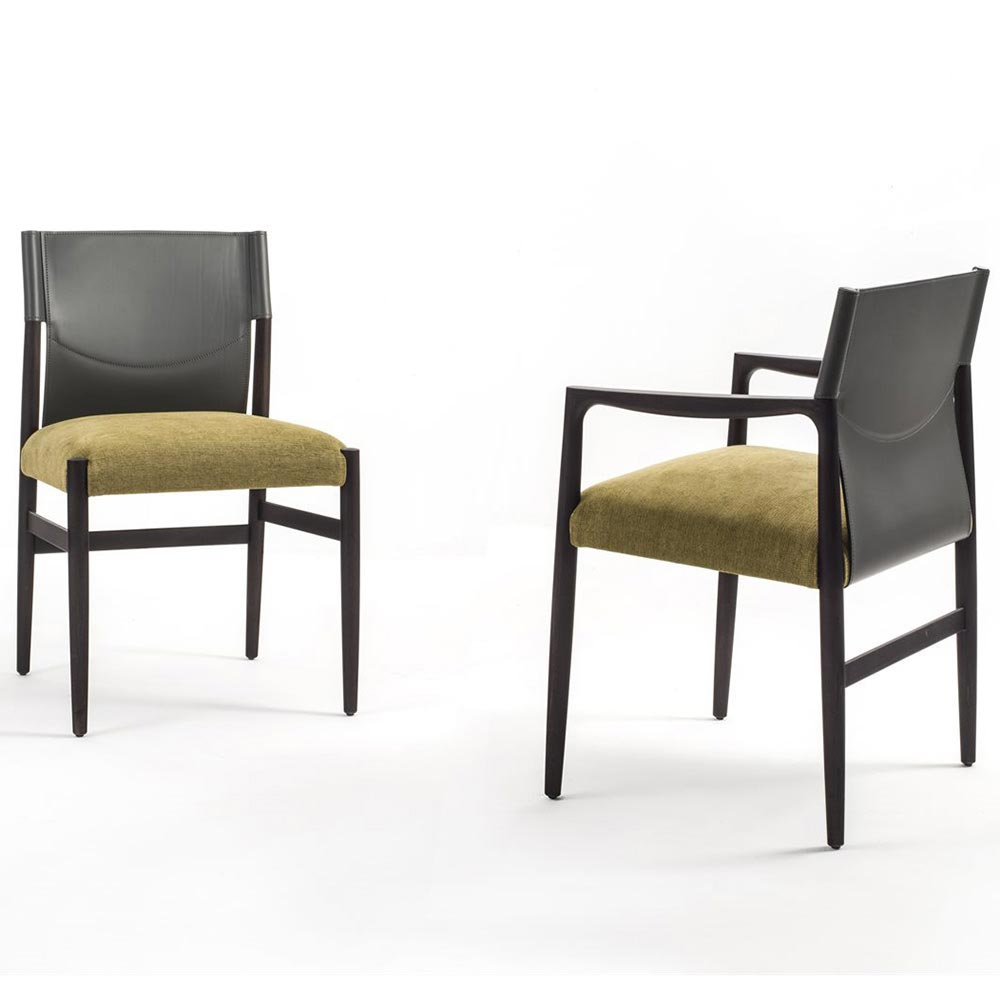 Sveva Dining Chair by Porada