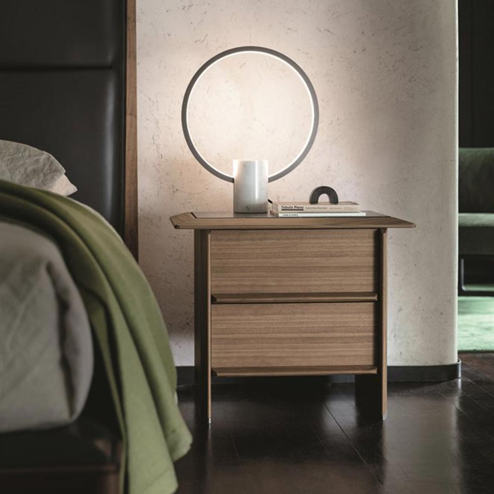 Tamok Bedside Table by Porada