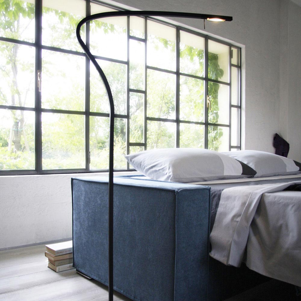 Paraph Floor Lamp by Prandina