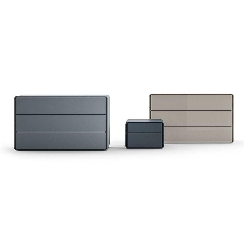 Ice Chest Of Drawer by Presotto