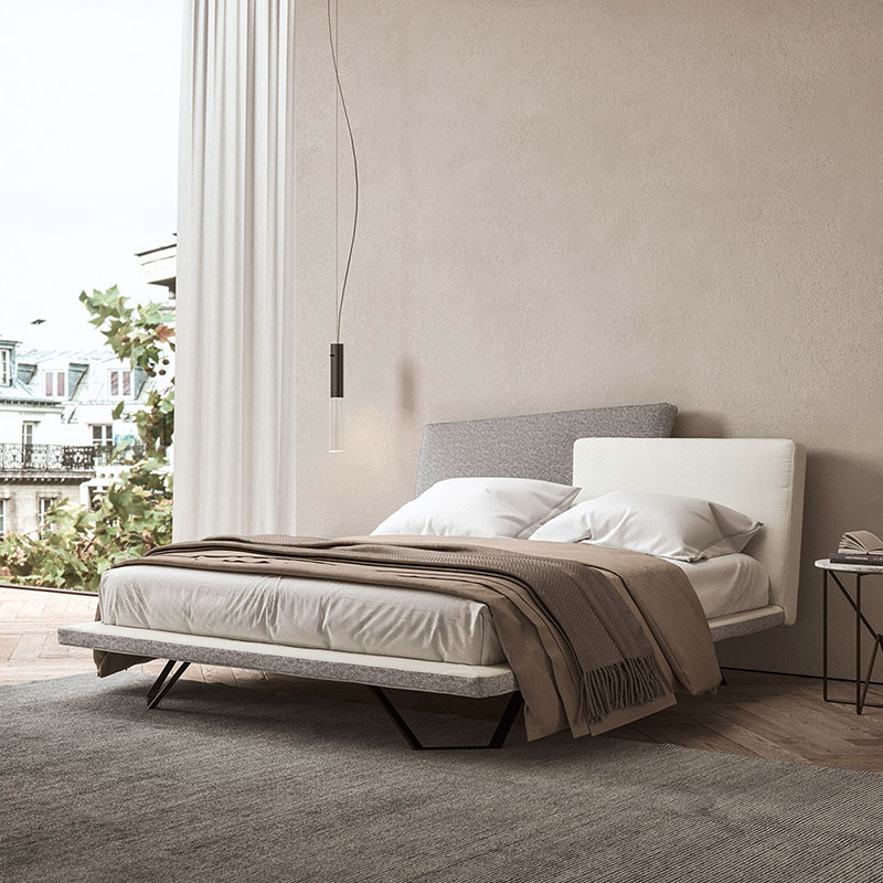 Meeting Double Bed by Presotto
