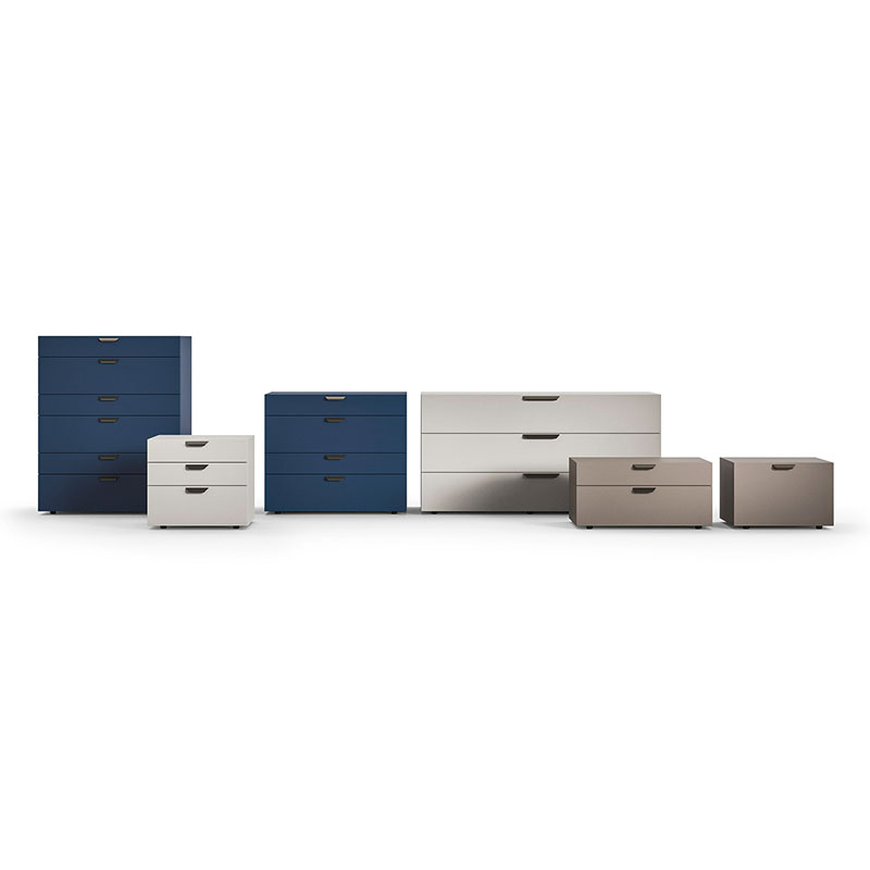 Onyx Chest Of Drawer by Presotto