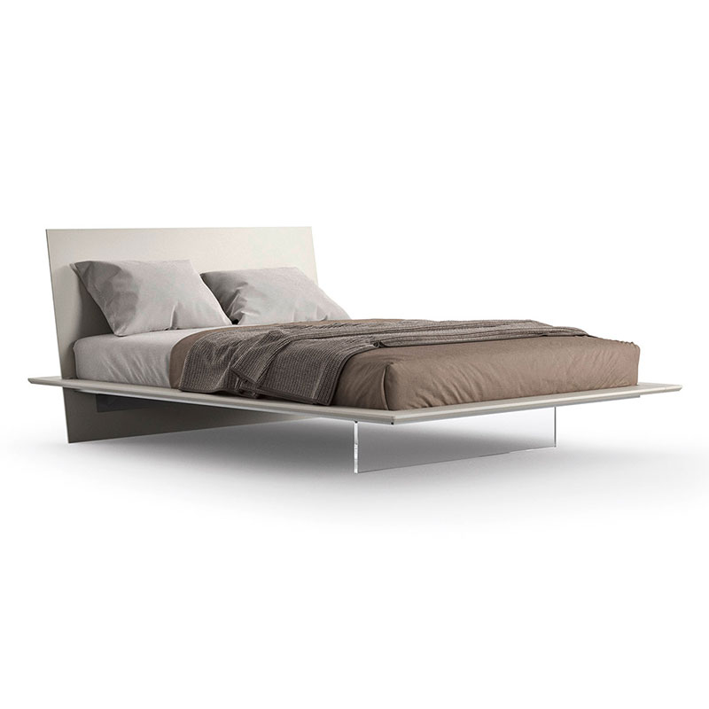 Plana Double Bed by Presotto