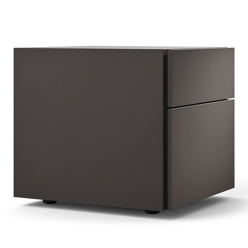 Wing Bedside Table by Presotto
