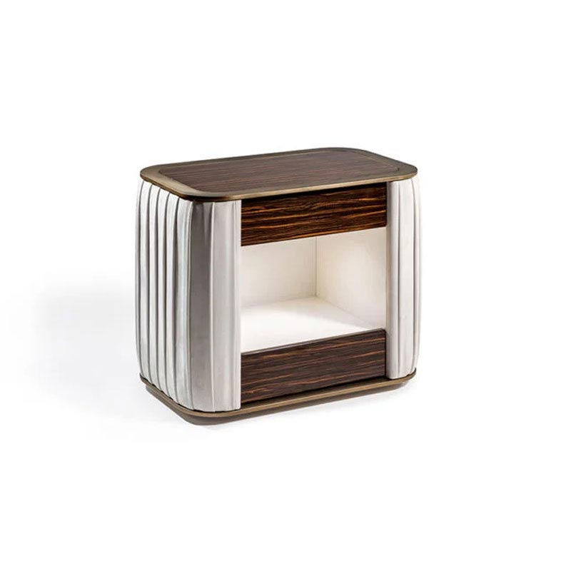 Plisse Bedside Table by Reflex Angelo