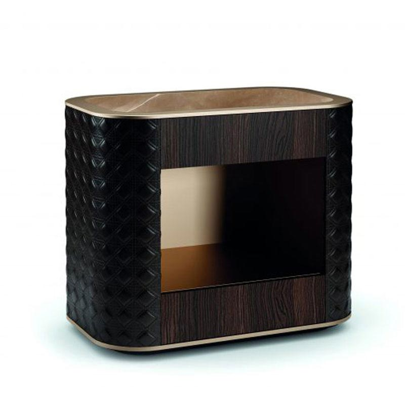 San Marco Bedside Table by Reflex Angelo