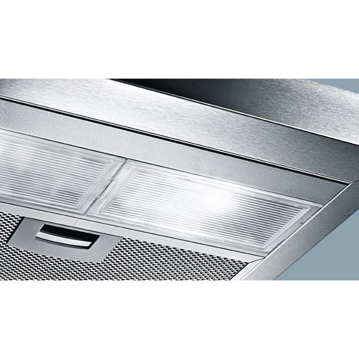 iQ100 - LC64BA521B Stainless Steel Chimney Hood by Siemens