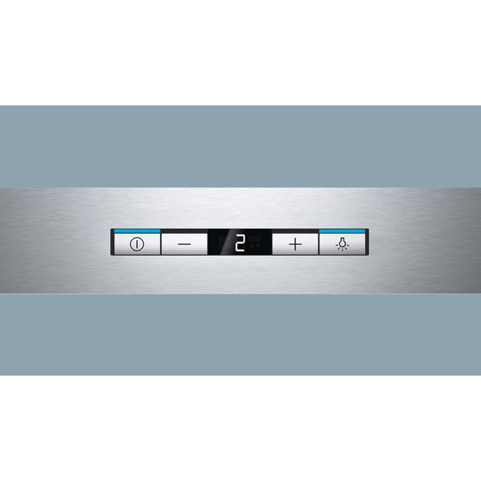 iQ500 - LC98GB542B Stainless Steel Chimney Hood by Siemens