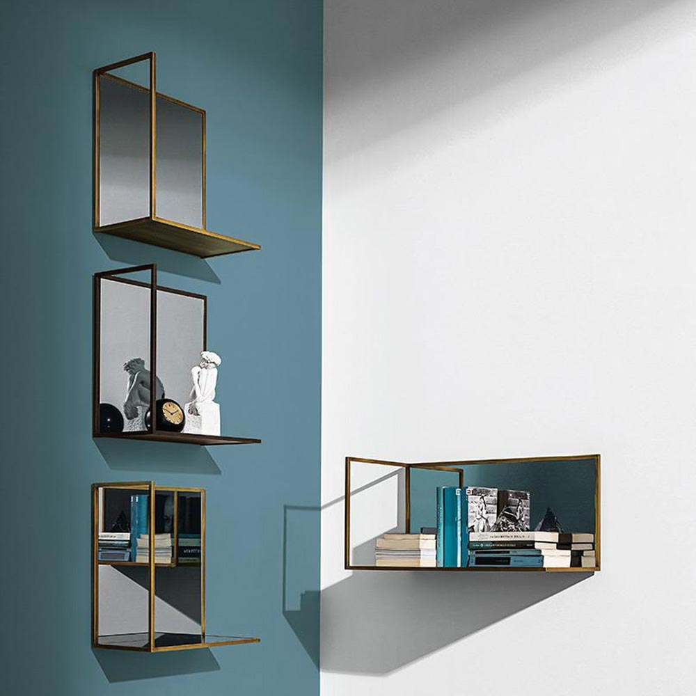 Helia Shelving by Sovet Italia