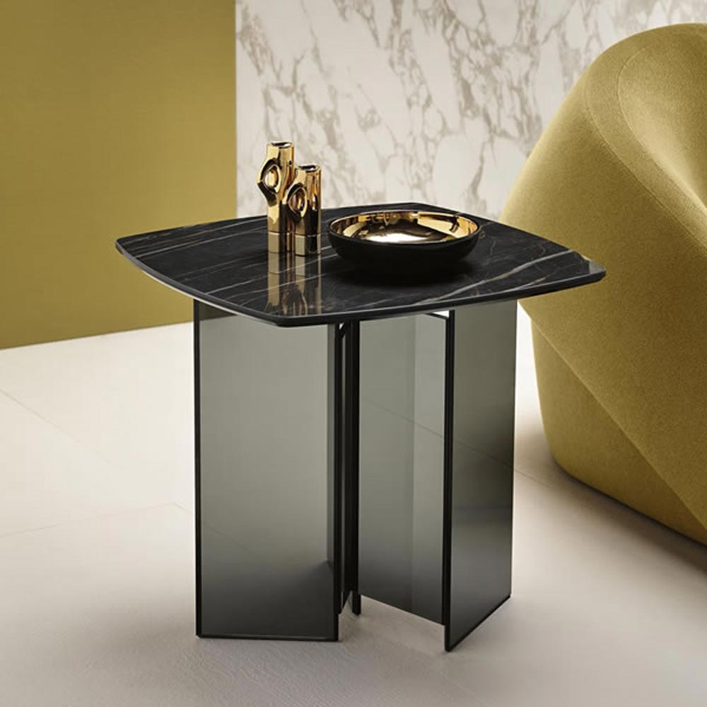 Metropolis Side Table by Tonelli Design