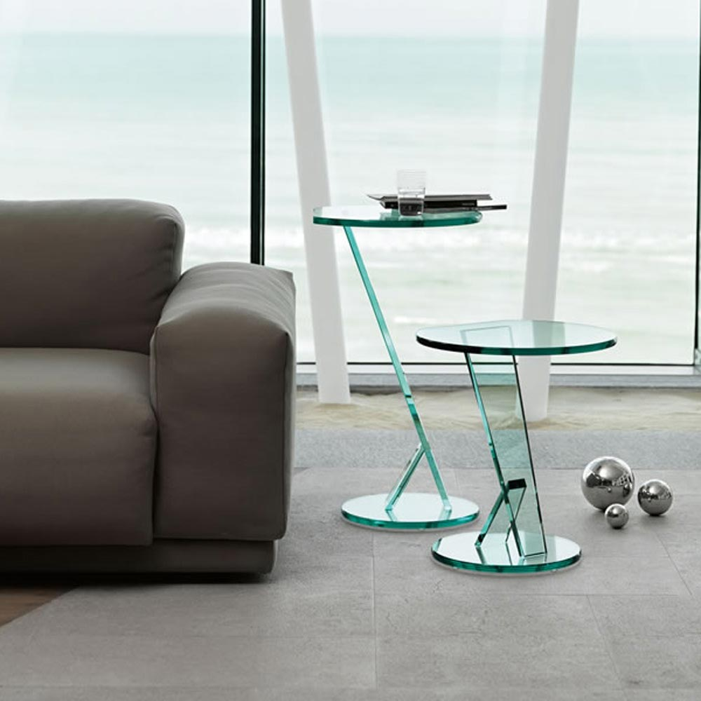 Nicchio Side Table by Tonelli Design