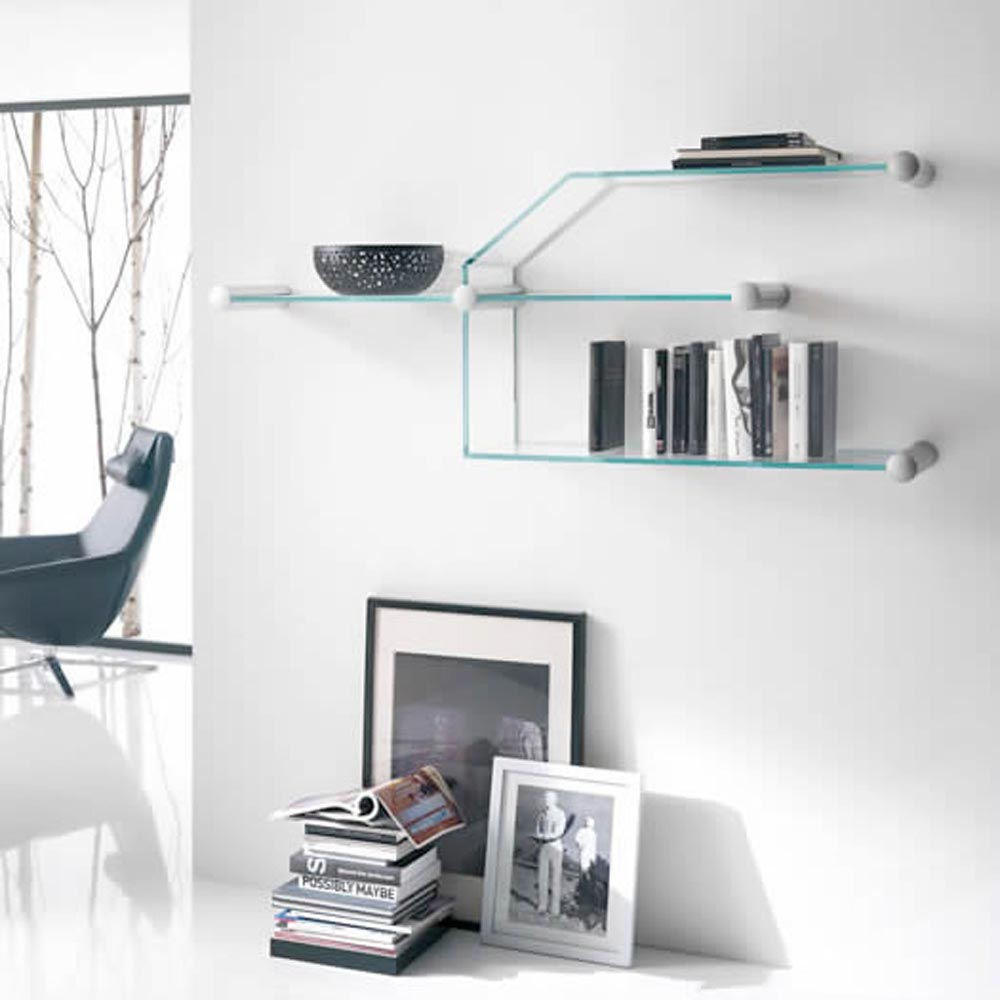 Transistor Shelving by Tonelli Design