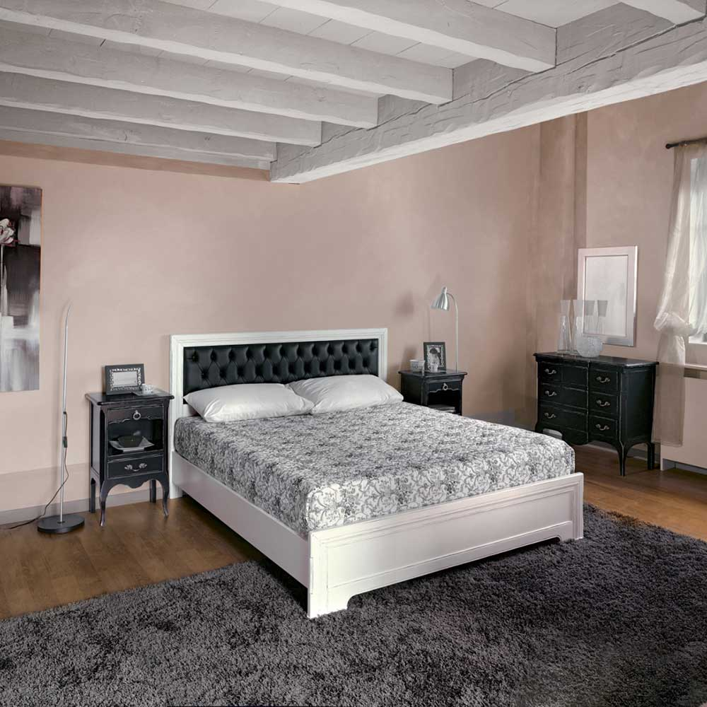 Desiree Double Bed by Tonin Casa