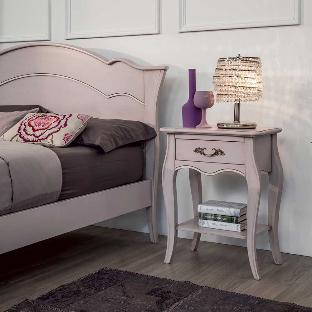 Ginevra Bedside Table by Tonin Casa
