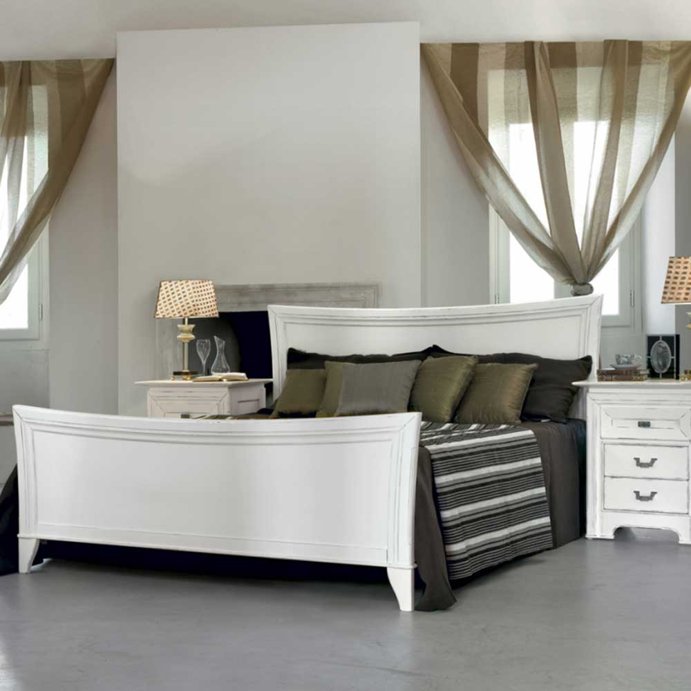 Placido Double Bed by Tonin Casa
