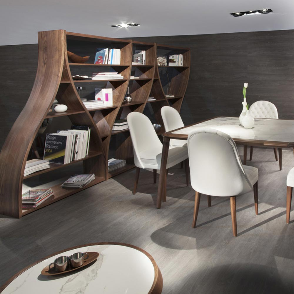 Silhouette Bookcase by Tonon