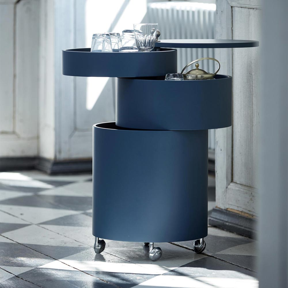 Barboy Bar Trolley by Verpan