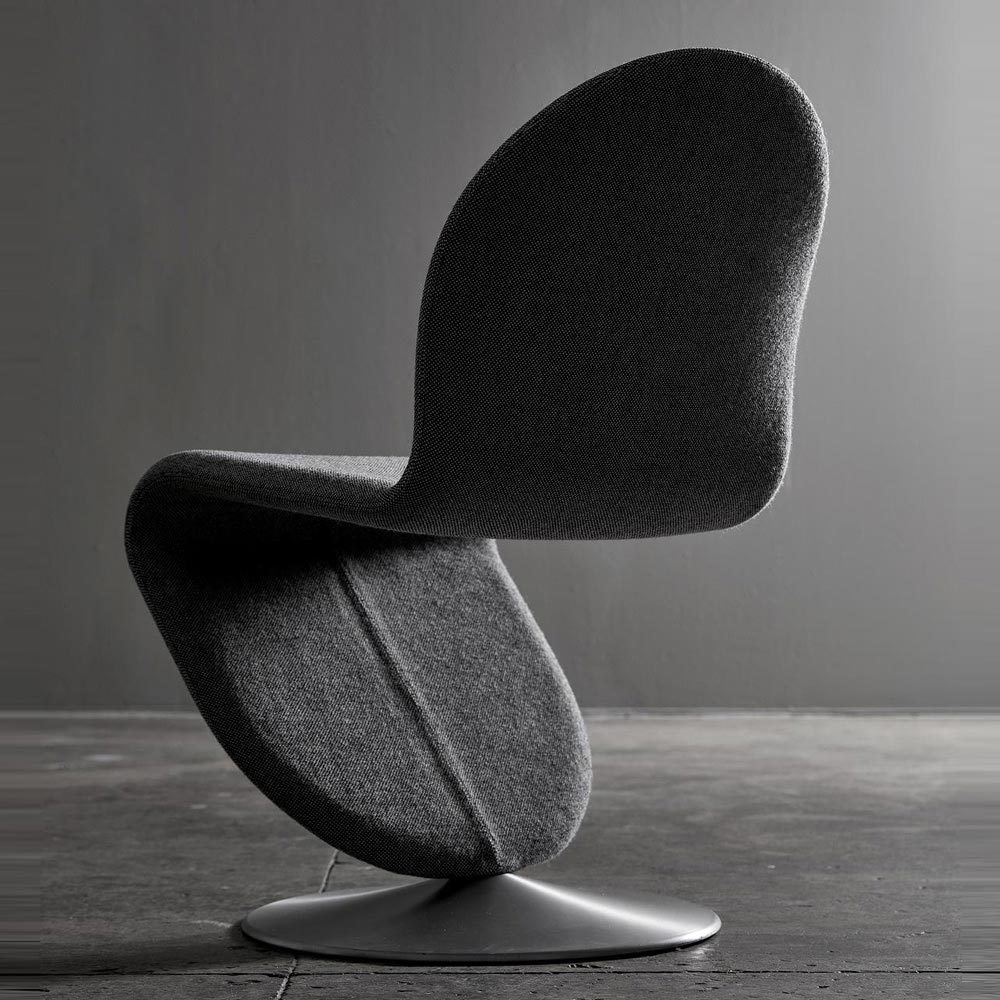 System 1-2-3 Dining Chair by Verpan