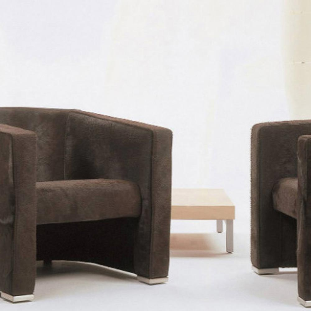 Bobo Armchair Accent Collection by Naustro Italia