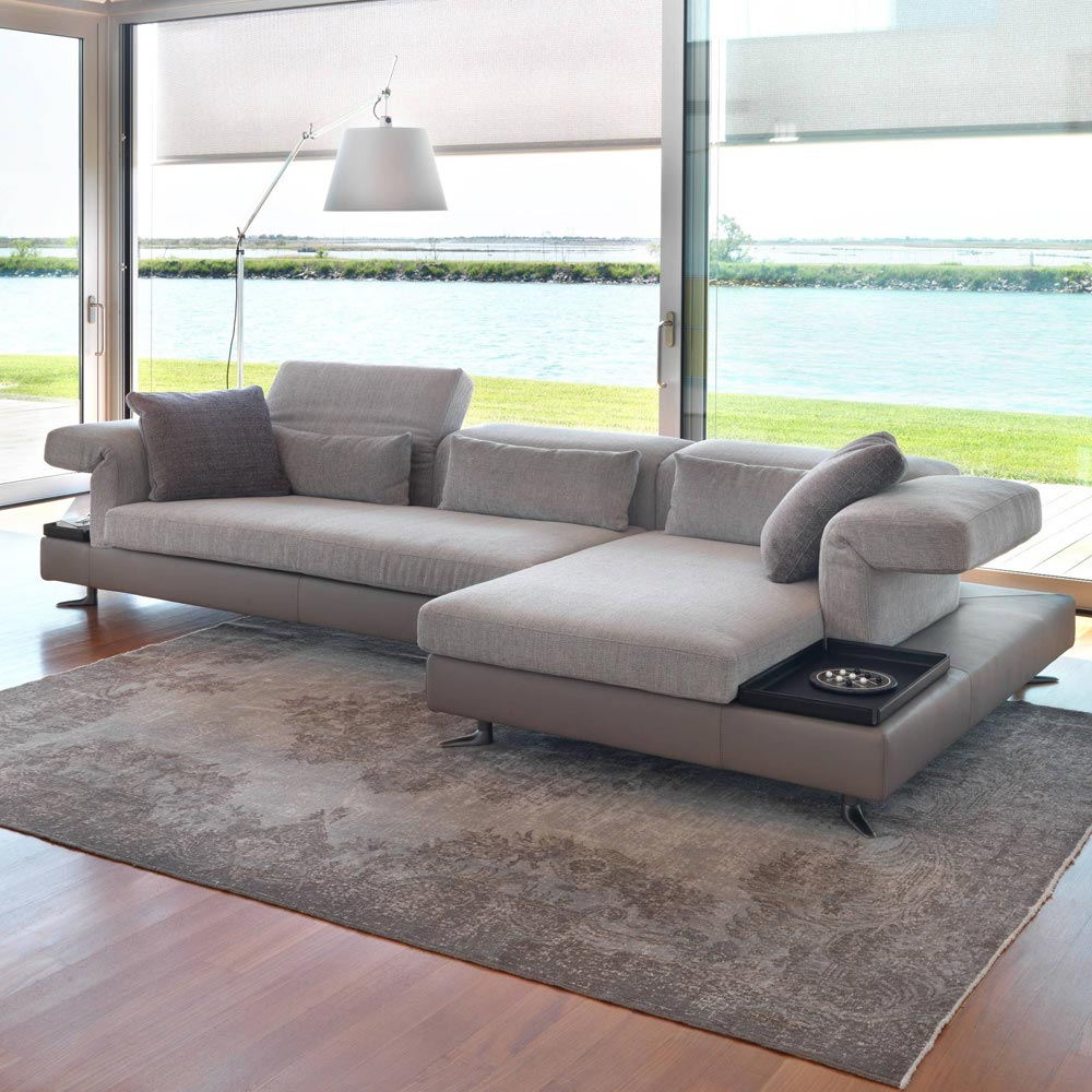 Boss Sofa Accent Collection by Naustro Italia