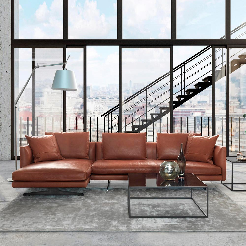 Light Sofa Accent Collection by Naustro Italia