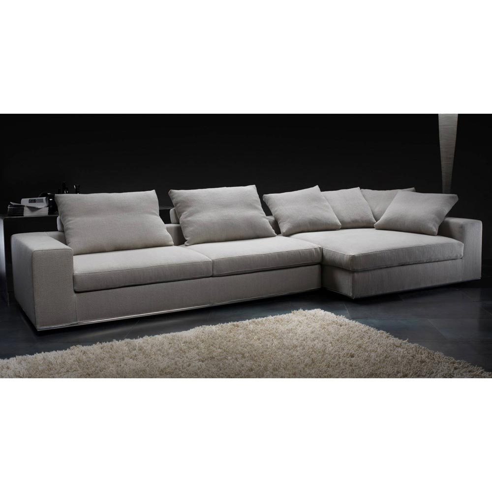 Longisland Sofa Accent Collection by Naustro Italia