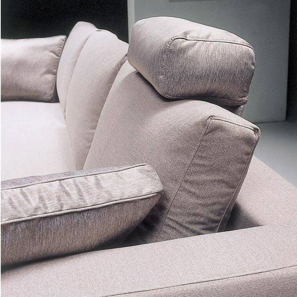 Mixer New Sofa Accent Collection by Naustro Italia