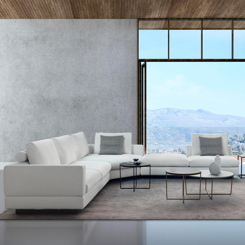 Vogue Sofa Accent Collection by Naustro Italia