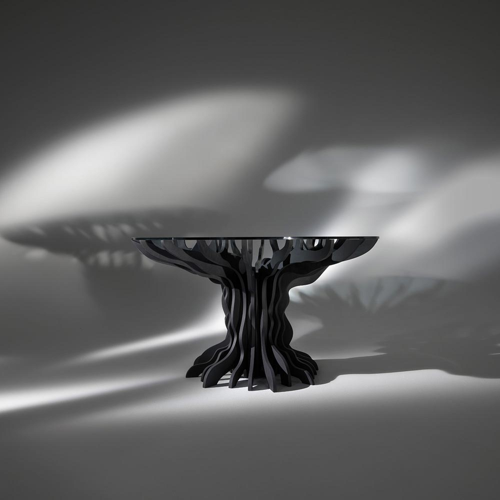 Tale Dining Table by Albedo Design