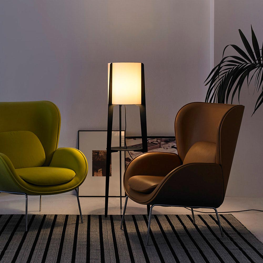 Tower Floor Lamp by Almerich