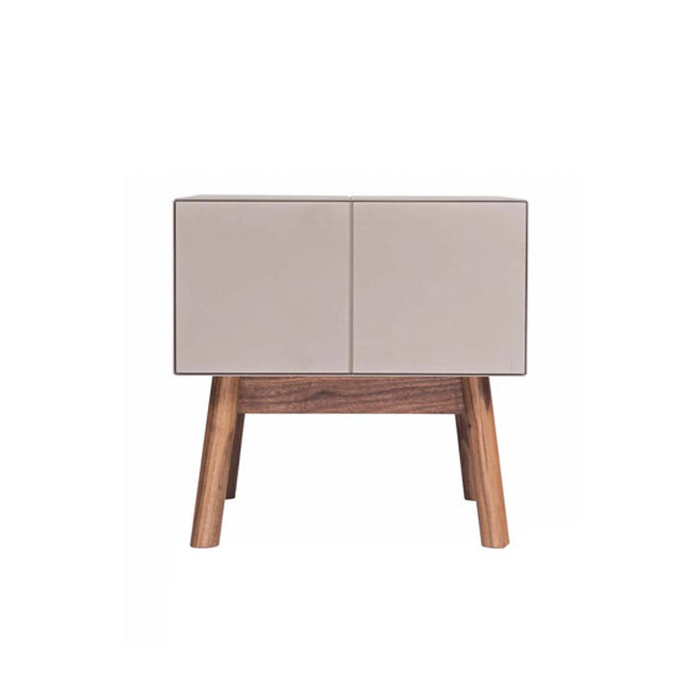 Mos-I-Ko 053 Bedside Table by Altitude